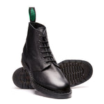 Black Grain 6 Eye Astronaut Boot