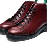 Oxblood Monkey Boot