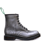 Cloud Grey Rub-Off 8 Eye Derby Boot