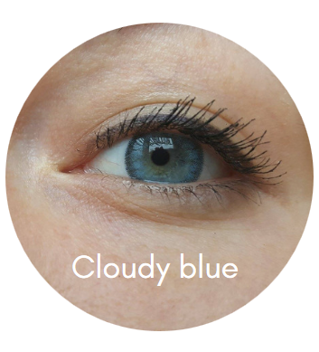 UUSI! Cheerful Cloudy Blue