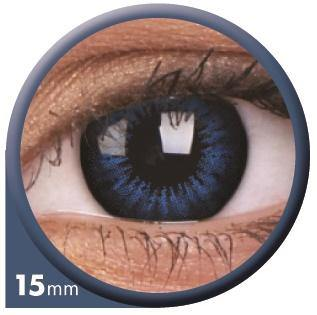 BigEyes Cool Blue 15 mm