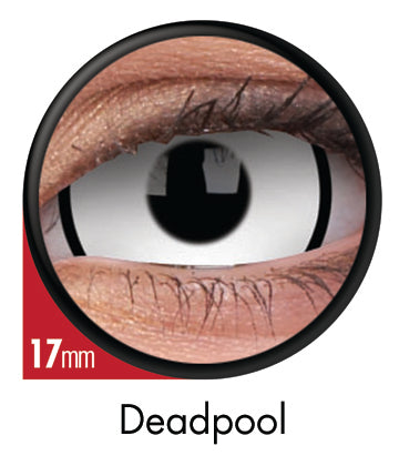 Deadpool NB! 17mm (1 pari varastossa)