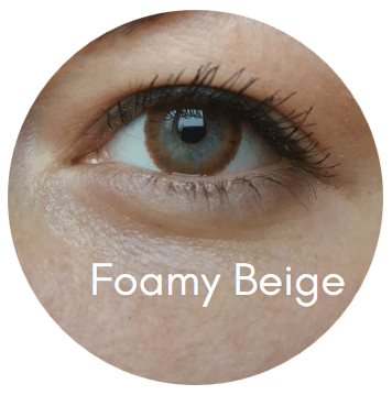 UUSI! Cheerful Foamy Beige