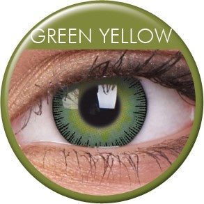 Fusion Green Yellow