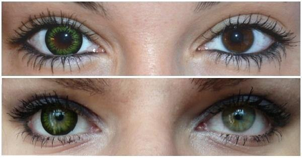 BigEyes Party Green 15 mm