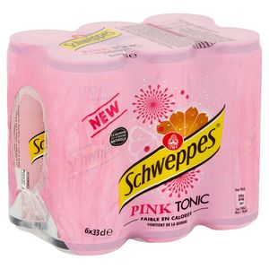 Pink Tonic 6 x 33 cl