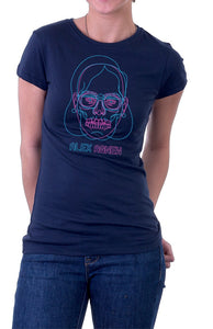 Alex Agnew: BCWYWF T-shirt skull Female