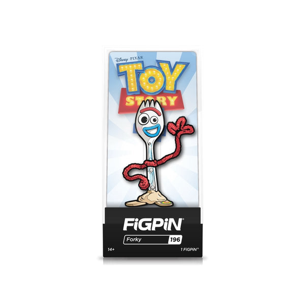"Forky Pin ""I don't know"" (#196)"
