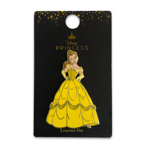 Belle Yellow Ballgown Pin - Limited Edition of 600