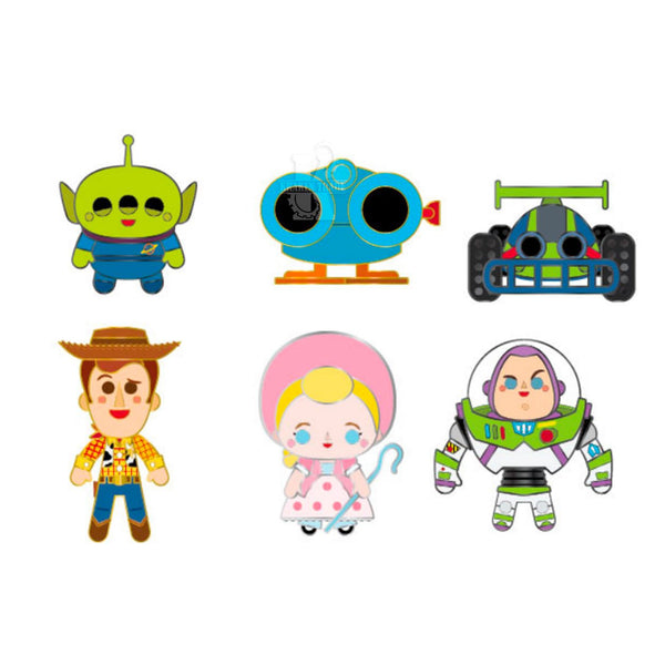 Pixar Toy Story 25th Anniversary Blind Box Hard Enamel Pins