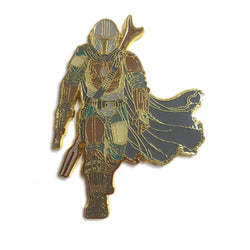 Mandalorian Pin - Limited Edition of 600