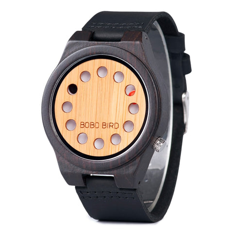 Men Wood Watches