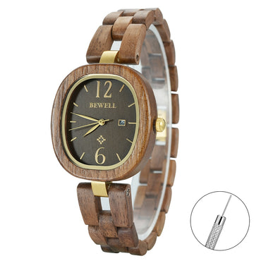 black simple classic luxury wooden watches