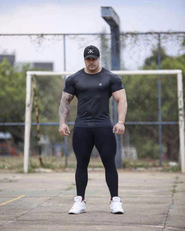 Compression Short Sleeve T Shirts