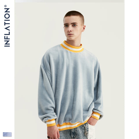 Casual O neck Sweatshirt