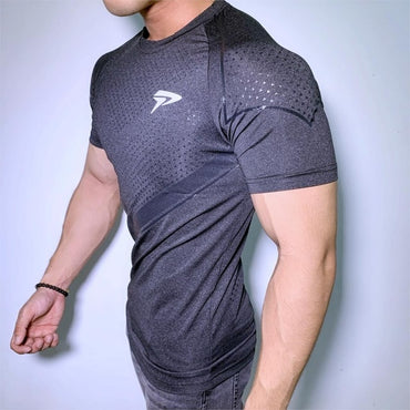 Compression Skinny T shirt