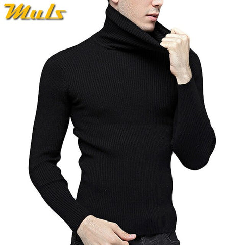 Turtleneck Merino Cashmere Sweaters