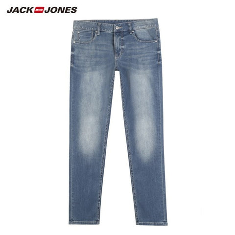 Stretch Elastic Cotton Loose Fit Jeans