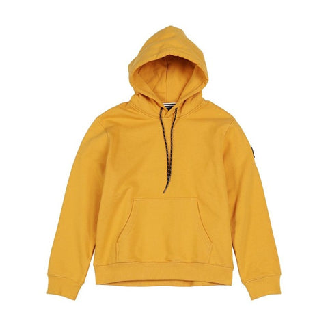 Casual Fleece Solid color Hoodie