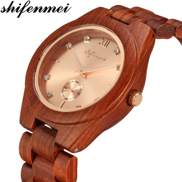 Luxury Full Bamboo Wood Watches