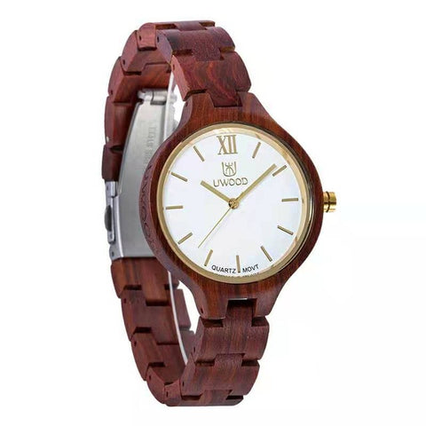 Casual wood watches