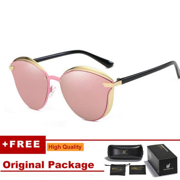 Cat Eye Polarized Vintage Shades  Sunglasses