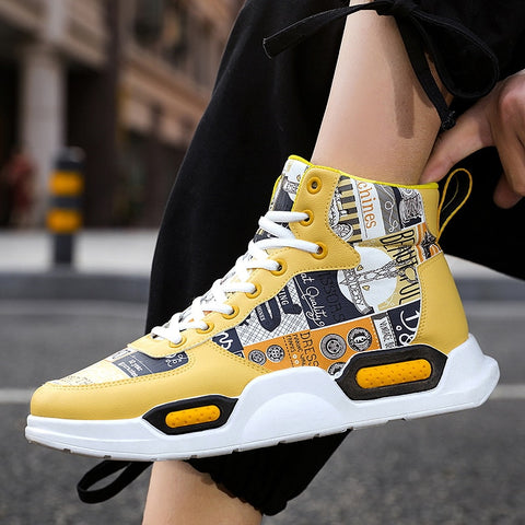 Casual Leisure Outdoor Platform Comfortable Shoes