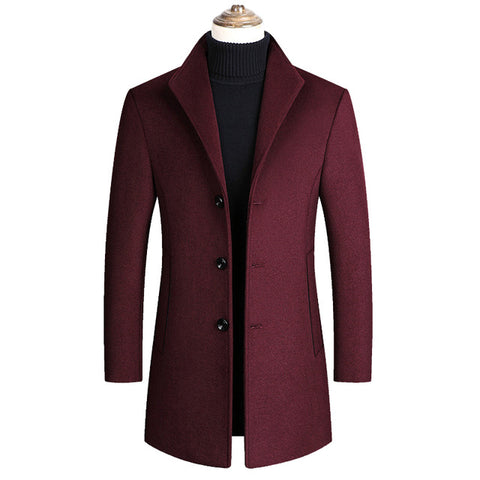 Wool Blends Coats