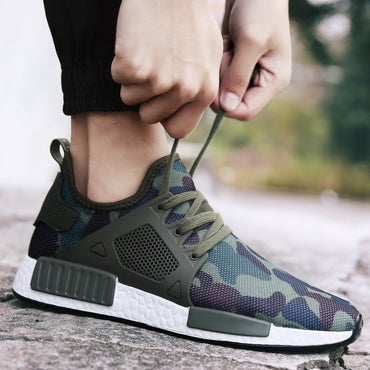 Stylish Leisure Outdoor Light Shoes