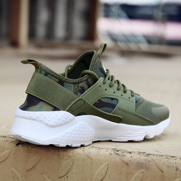 Flying Mesh Camouflage Casual Sneakers Shoes
