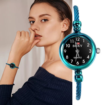 Elegant Fashion Simple Bracelet Watch