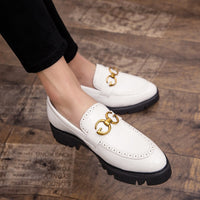 Leather Luxury Oxford Shoes