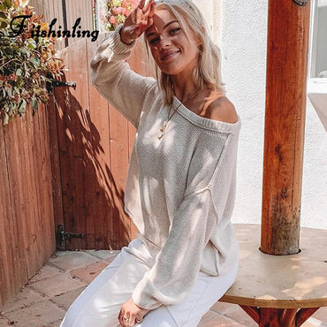 Long Sleeve Jumper Knitwear Casual Solid Boho Bohemian Sweaters