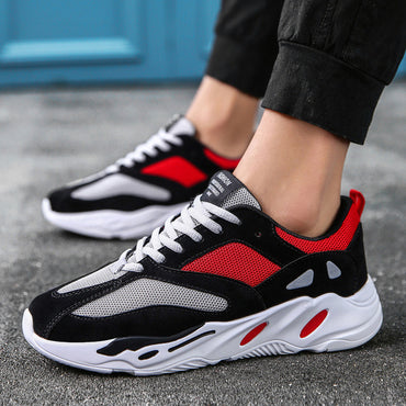 Vintage Mesh Light Breathable Sneakers Shoes