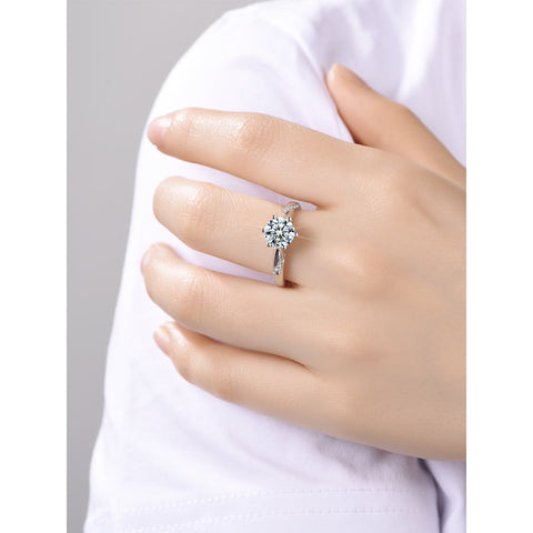 Classic 925 Sterling Silver Ring