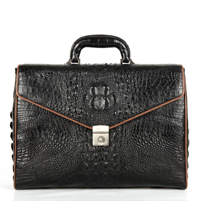 Grade Crocodile Stereotypes Casual Handbag