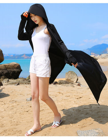 Windbreaker Sun Protection Coat