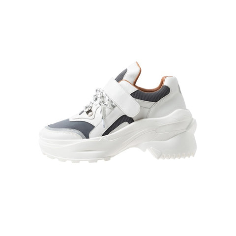 breathable Tidal platform Leisure tennis Daddy shoes