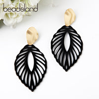 Acetic Acrylic Drop Earrings