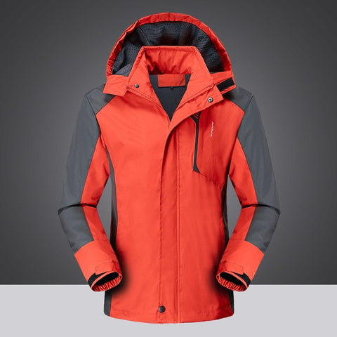 Climbing Trekking Windbreaker Waterproof Jackets