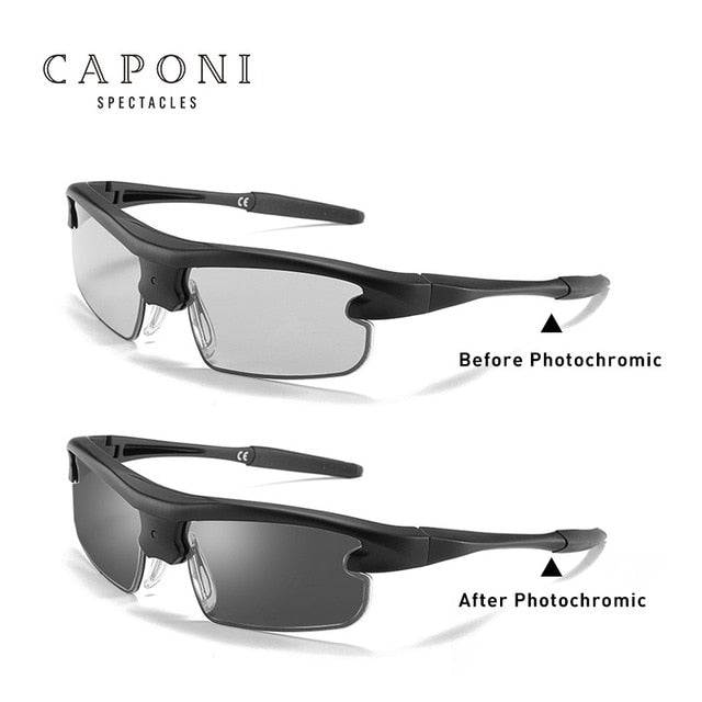 Second Intelligent Color Change Sunglasses