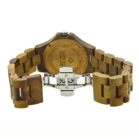 Solar Wood Watch