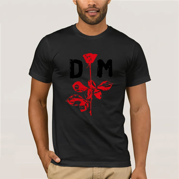 DM Red Print spirit t shirt