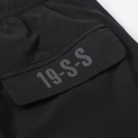 Quick Drying Thin Waterproof Side Pockets Cargo Track Pants