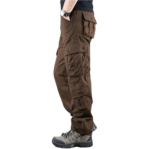 Multi Pockets Military Tactical Pants