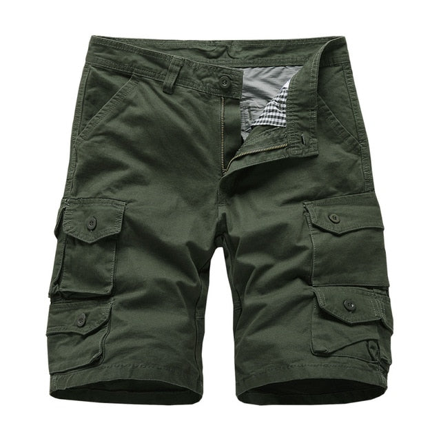 Tide Nice Multi pocket Cargo Shorts