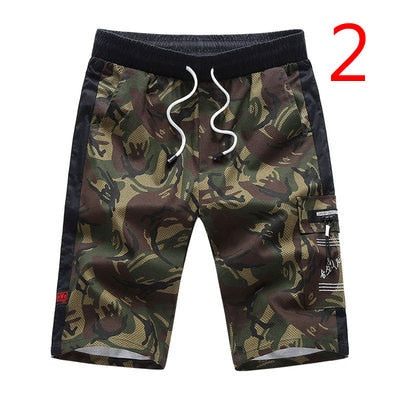 Korean version of the slim five Shorts