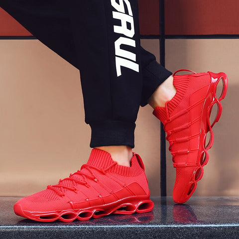 Casual Air Mesh Sneakers