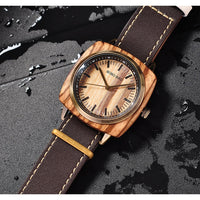 Waterproof Wood Watches