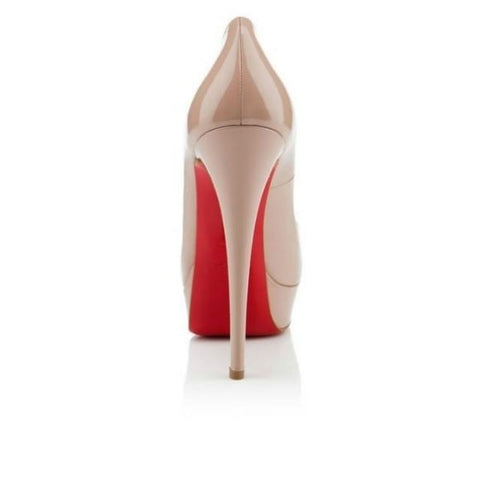 Red Bottom Pate High Heels